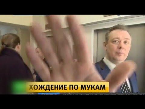 Как Вадим Потомский велел не пущать журналистов НТВ.