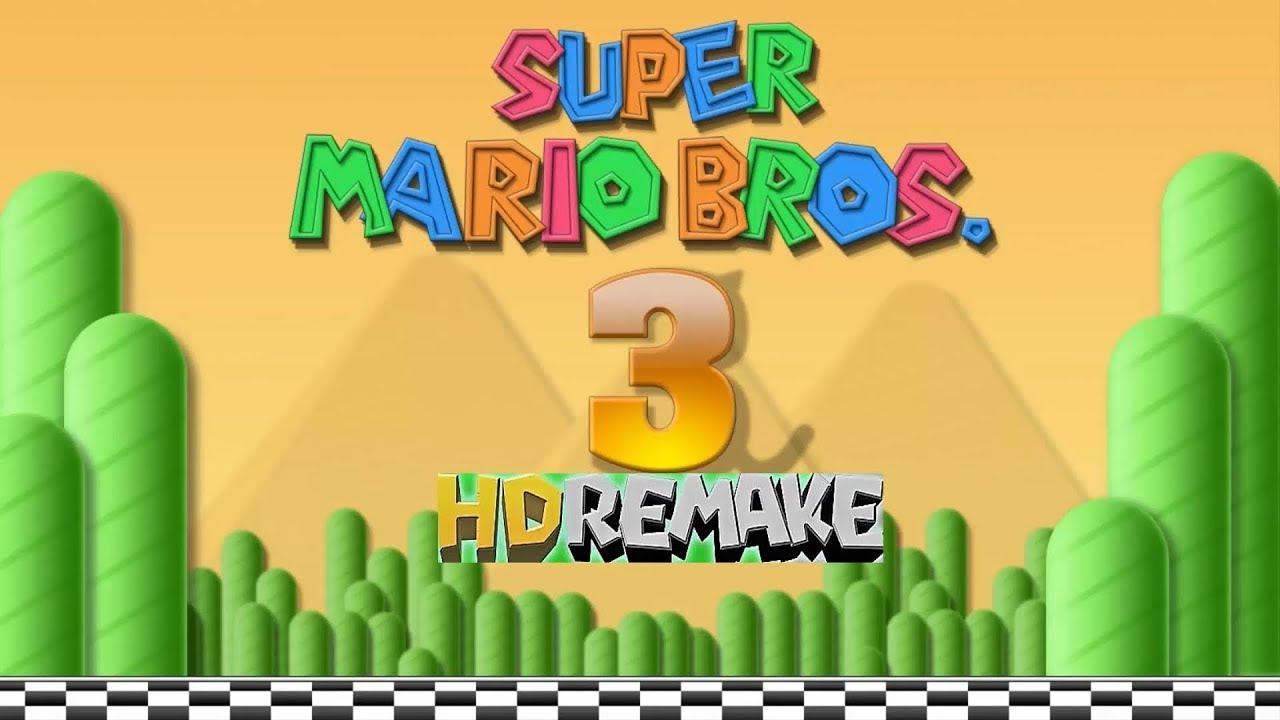 Super Mario Bros Hd