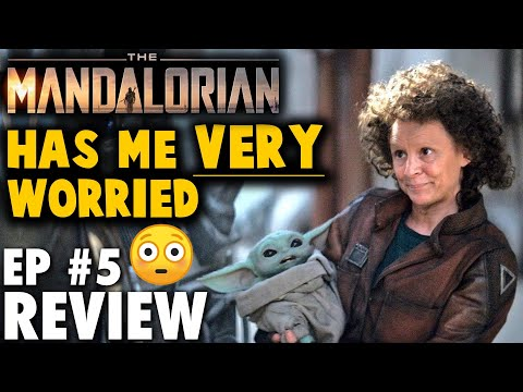 Is The Mandalorian An Idiot? Did it Jump the Shark? | Episode 5 Review