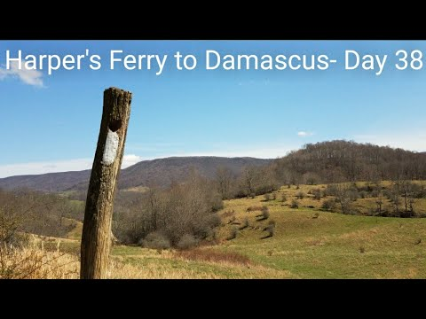 Harper's Ferry to Damascus- Day 38 Appalachian Trail 2018
