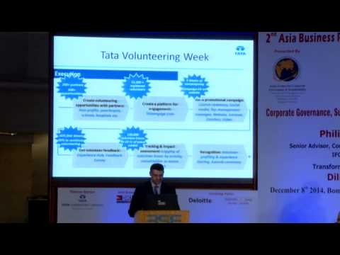 2nd Asia Business Responsibility Summit 2014 - Part 3