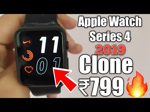 Apple Watch Series 4 Original Quality Clone AT 799/- ONLY