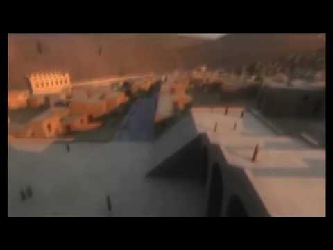 Jerusalem Temple, 3D Model