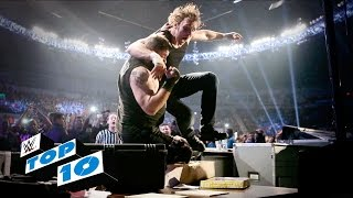 Top 10 SmackDown moments: WWE Top 10, January 7, 2016