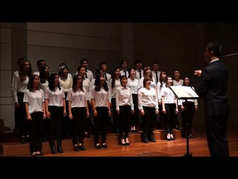 Eurasia Youth Choir 18 Dec 2017 Christmas Carol Medley