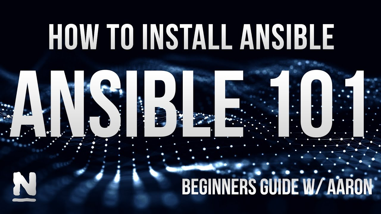 How to Install Ansible (part 1/5)