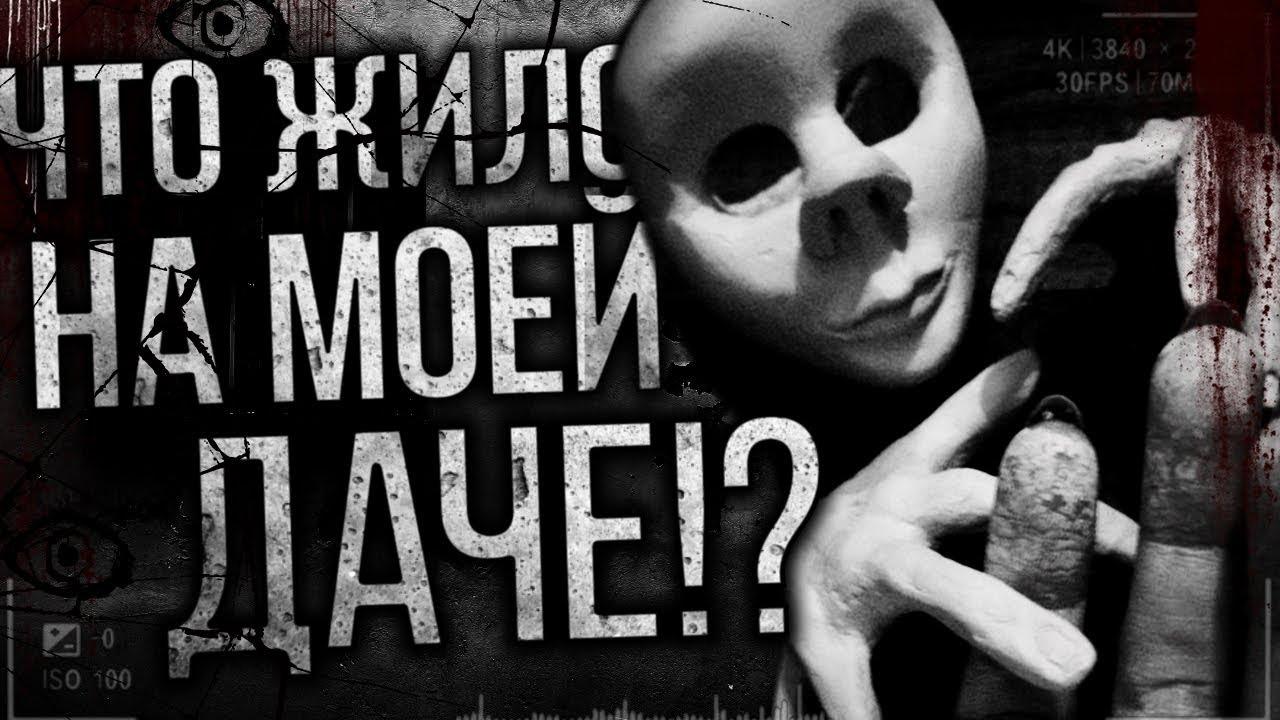 Что жило на моей даче?! Страшные истории на ночь,страшилки на ночь.