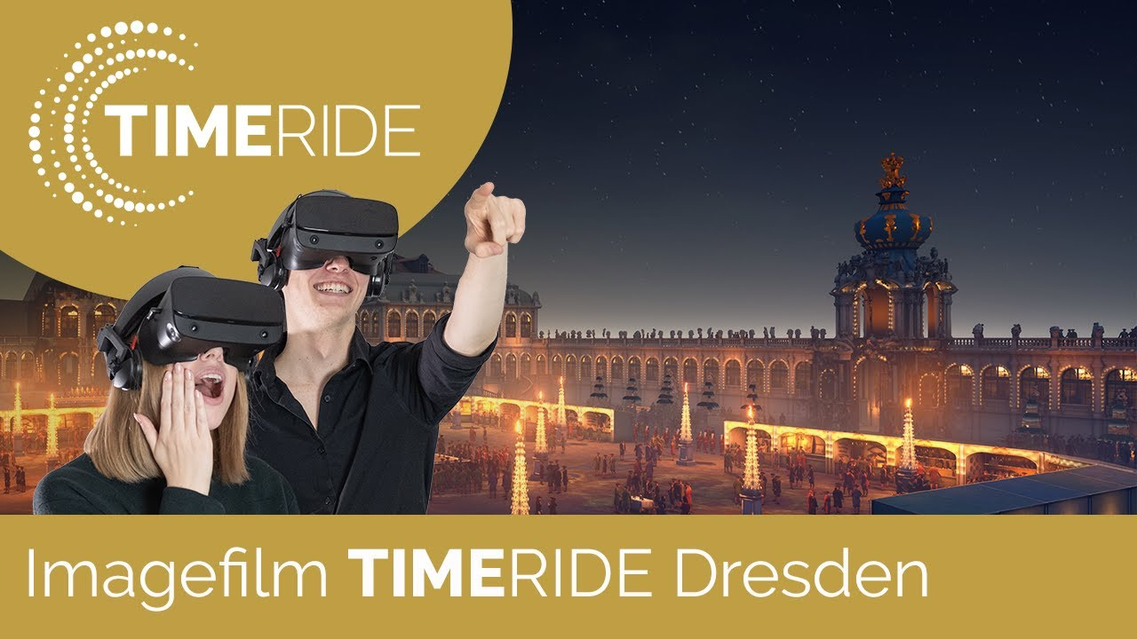 TimeRide Dresden Imagefilm