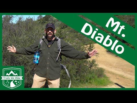 S1E8: Rock City - Mt Diablo State Park, CA - March 31, 2017
