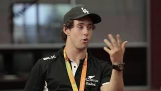 Liam Malone Interview