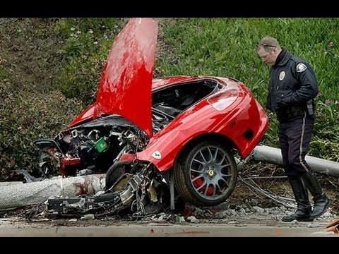 Horrific Car Crash Youtube