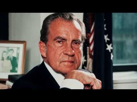 Death of a Statesman: President Nixon's state funeral