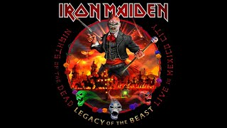 "IRON MAIDEN new live album ""Nights Of The Dead, Legacy Of The Beast: Live In Mexico City"""