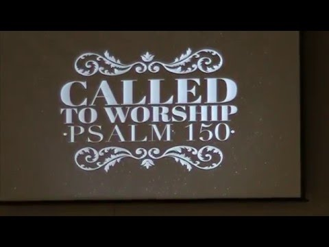 Called To Worship 01 24 16 Youtube