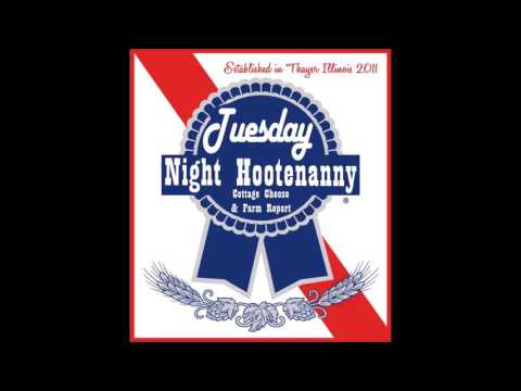 Goin' Places interview on Tuesday Night Hootenanny Cottage Cheese And Farm Report