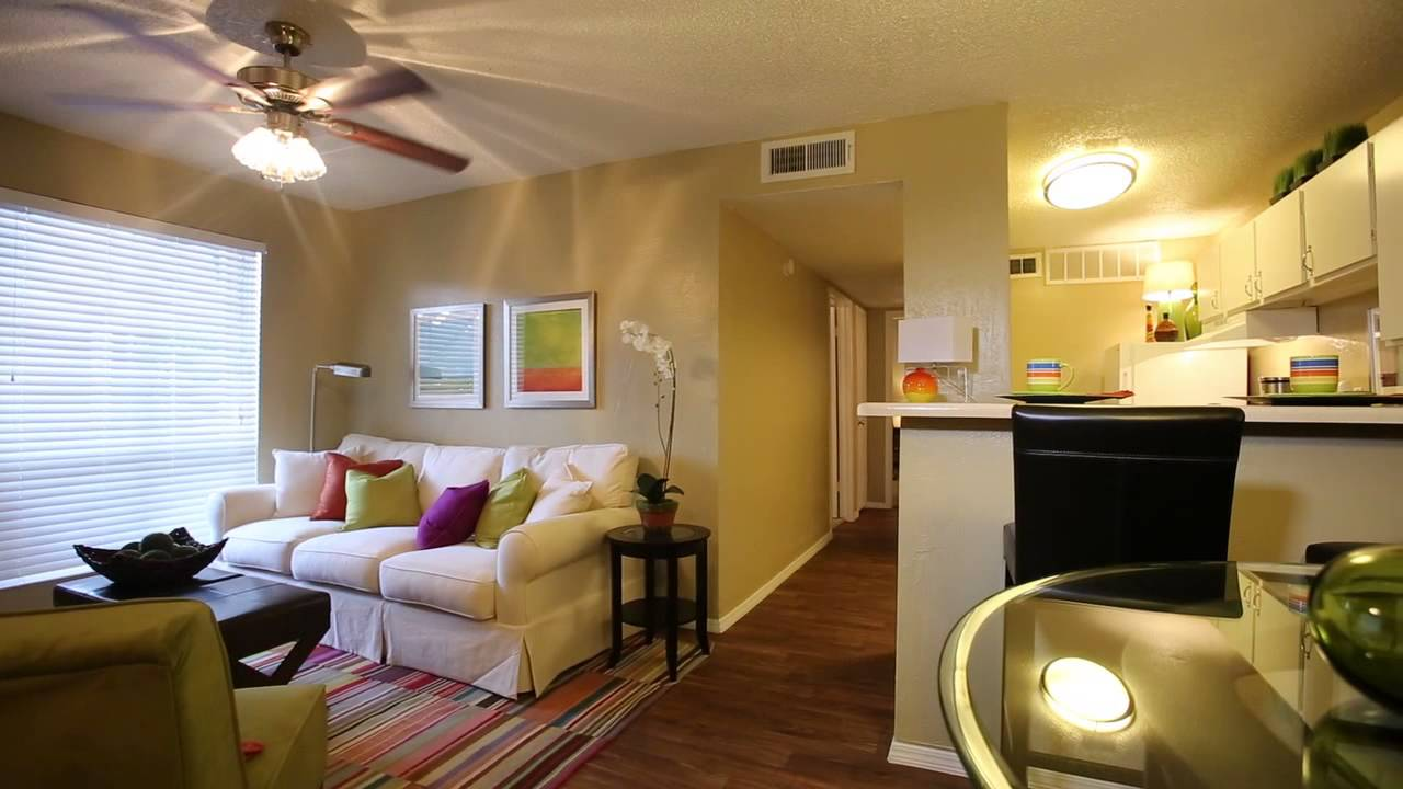 Willowick Apartment Tour   College Station