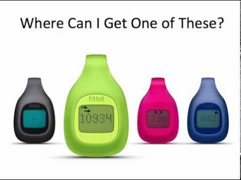 Fitbit® Zip Wireless Fitness Tracker from YouTube · Duration:  1 minutes 17 seconds