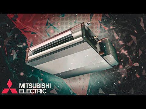 Канальный кондиционер от Mitsubishi Electric - SEZ-M25DA/SUZ-KA25VA | Просто о сложном | КК Плюс