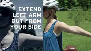Signaling PSA- U Create Macon Bike Teams