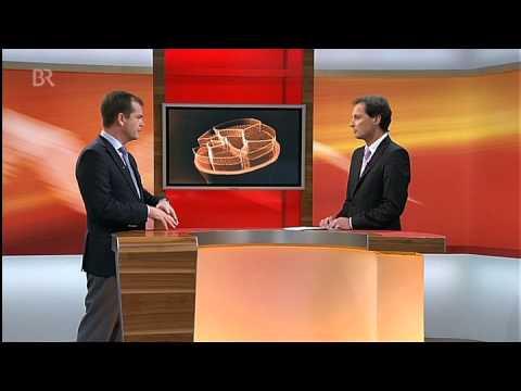 Wie hilft Osteopathie?   Frankeenschau  Bayerisches Fernsehen