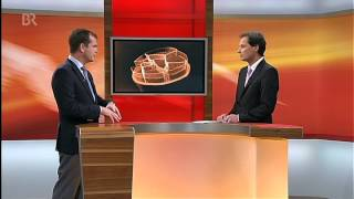 Wie hilft Osteopathie? -  Frankeenschau - Bayerisches Fernsehen