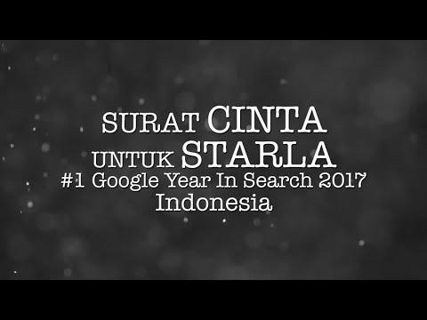 Cover Lagu Surat Cinta Untuk Starla - #1 Google Year In Search 2017, Indonesia HITSLAGU