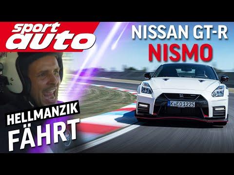 Nissan GT-R Nismo - sind 600 PS noch genug?   Test auf dem Lausitzring   sport auto