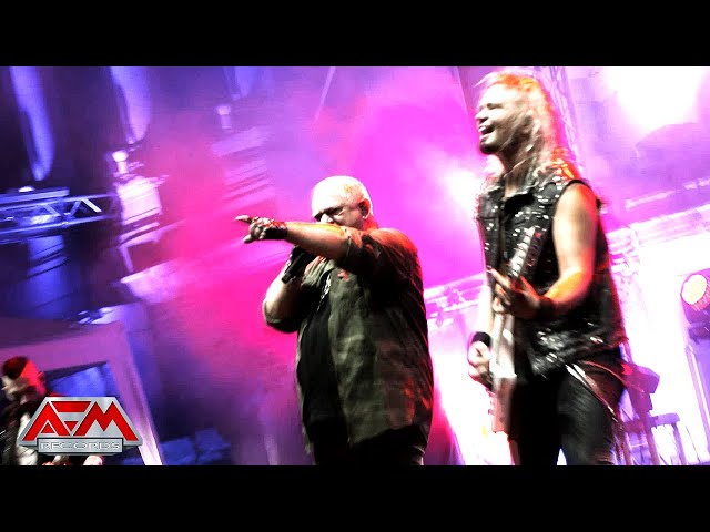 U.D.O. - Wrong Side Of Midnight (2021) // Official Live Video // AFM Records