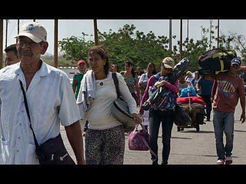 Beyond Borders: A Look at the Venezuelan Exodus | World Bank Live