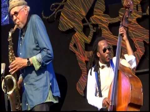 CHARLES LLOYD QUARTET /  2015 JAZZ FEST /  JAZZ TENT MAGIC!