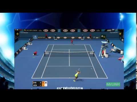 Victoria Azarenka vs Sloane Stephens Australia Open 2015
