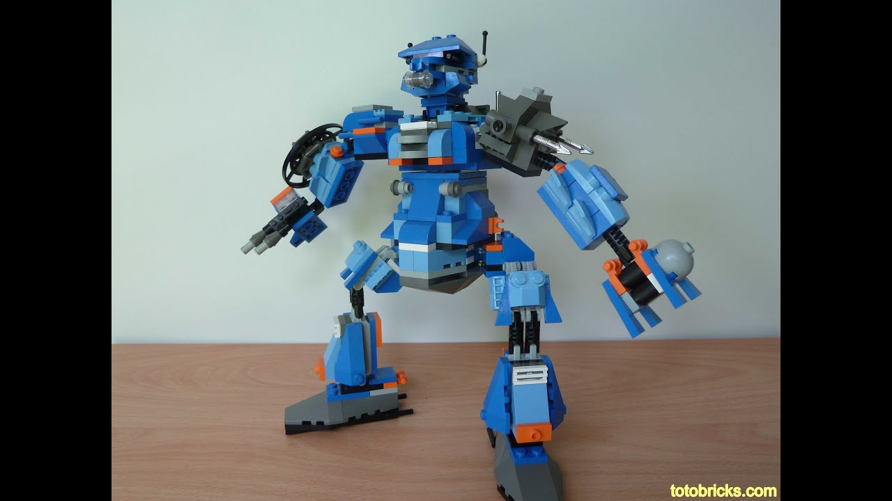 Robot creator game 2