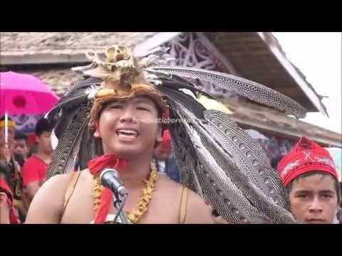 Malinau Irau Festival: Lundayeh Cultural Dance,  Wonderful Indonesia Borneo Tribe