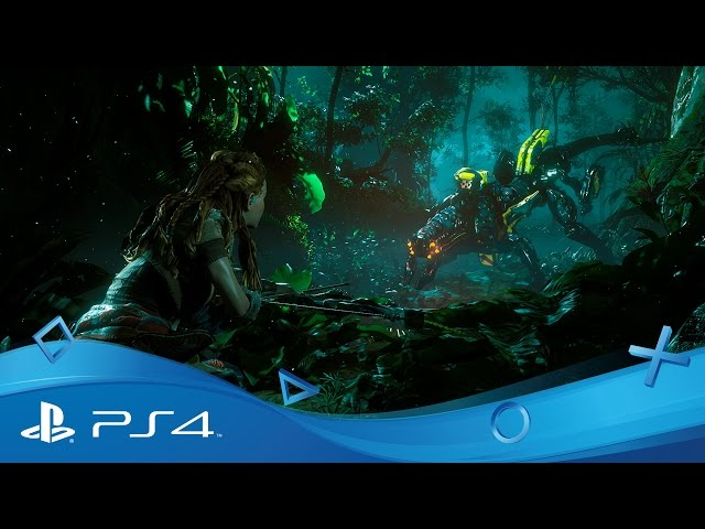 Horizon Zero Dawn | PSX 2016 Machines Trailer | PS4