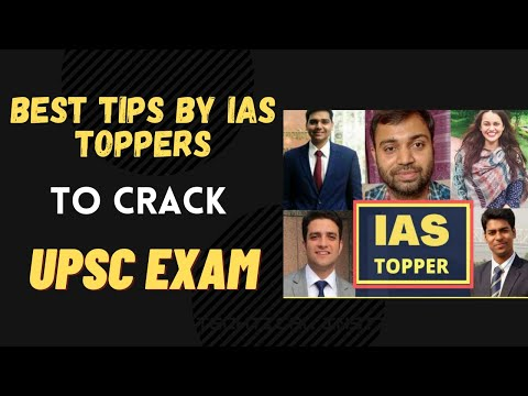 IAS TOPPER'S 9 Tips To Crack The UPSC Exam | Best Strategy for UPSC Exam | Prabhat Exam