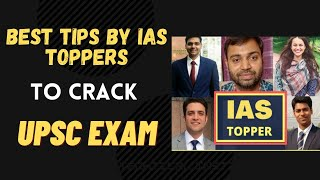 IAS TOPPER'S 9 Tips To Crack The UPSC Exam   Best Strategy for UPSC Exam   Prabhat Exam