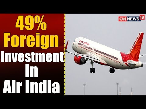 49% Foreign Investment In Air India | The News That Wasn't With Cyrus Broacha | CNN News 18