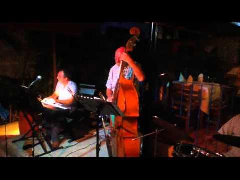"James Gelfand Trio Playing ""KILLER JOE"" At Encore Jazz Bar Bucerias"