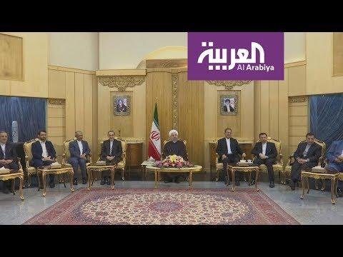 نائب روحاني يطالب الشعب الإيراني بمساعدة الحكومة  - نشر قبل 5 ساعة