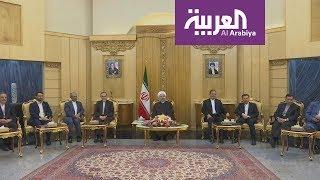 نائب روحاني يطالب الشعب الإيراني بمساعدة الحكومة