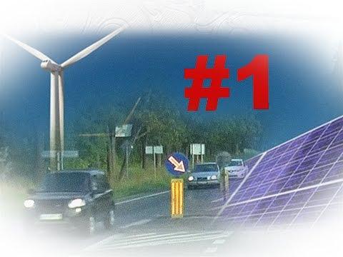 #1 - Дорожные знаки (Польша ВИЭ)