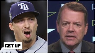 Was pulling Blake Snell from Game 6 the right decision for the Rays? | Get Up
