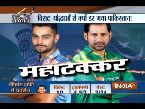 Cricket Ki Baat: Panel discussion on upcoming match between India and Pakistan