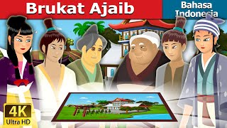 Brukat Ajaib   The Magic Brocade Story   Dongeng Bahasa Indonesia