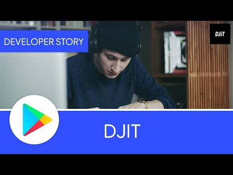 Android Developer Story: Music app developer DJIT builds higher quality experiences on Android