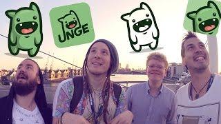 4 Minecraft Nerds & Mein NEUES LOGO! #ungefragt | unge
