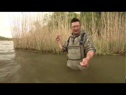 Daiwa Waders With Danny Fairbrass