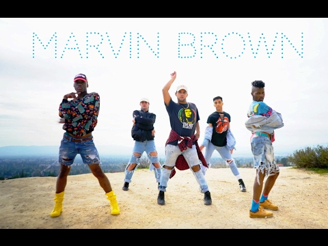 Major Lazer - Run up feat Nicki Minaj & PartyNextDoor (Marvin Brown Choreography) @ordinarybrown