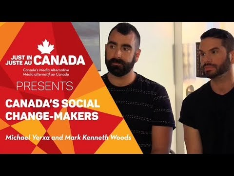 Mark Kenneth Woods & Michael Yerxa - Filmmakers, on TWO SOFT THINGS, TWO HARD THINGS