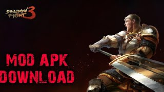 """How To Download And Install """"Shadow Fight 3"""" MOD APK..gameplay Review.😁😁"""